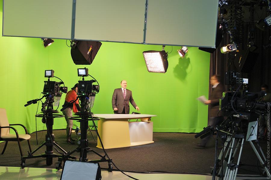 Как сделать телепередачу