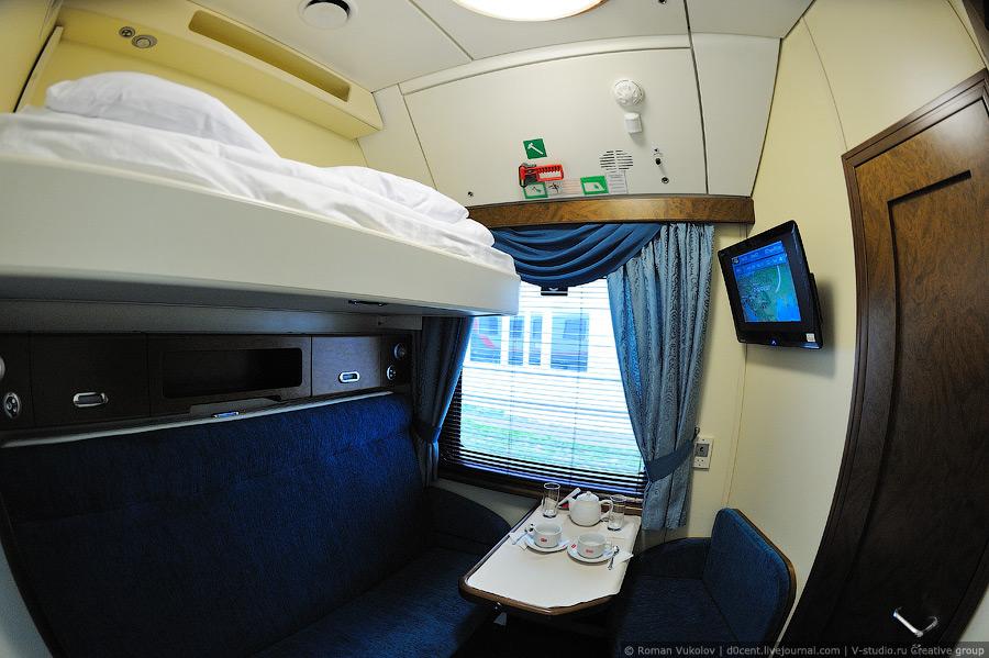 вагон Москва-Ницца салон Экспо 1520