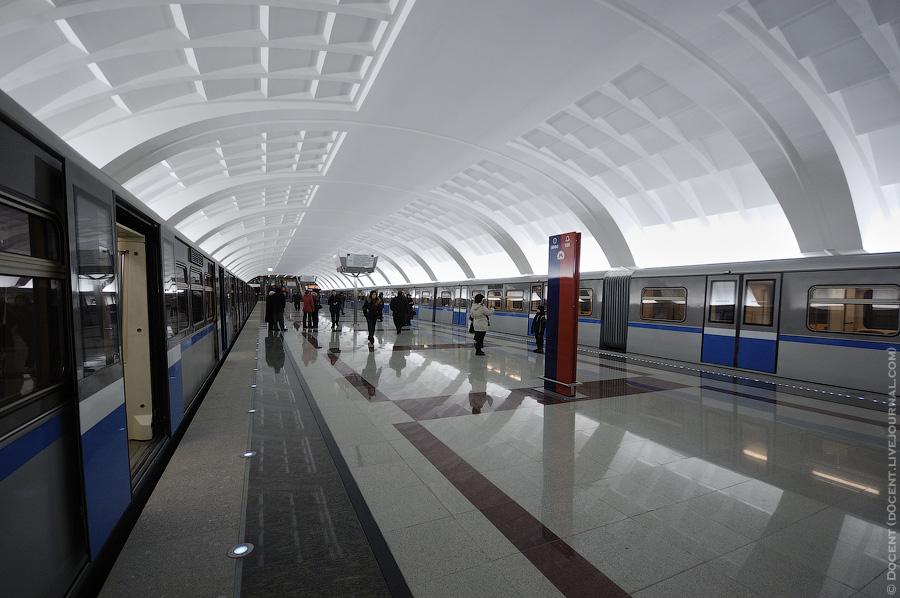 Схема метро в митино 133