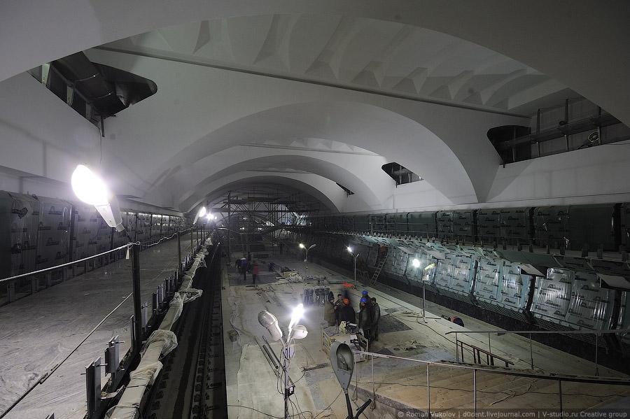 Станция Зябликово